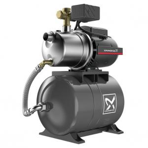 Хидрофорна самозасмукваща система Grundfos JP 4-47 PT-H INOX  🟢 В наличност