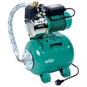 Хидрофорна система Wilo HWJ 204 24л.