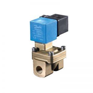 Електромагнитен вентил Danfoss EV220 G1 1/4  🟢 В наличност