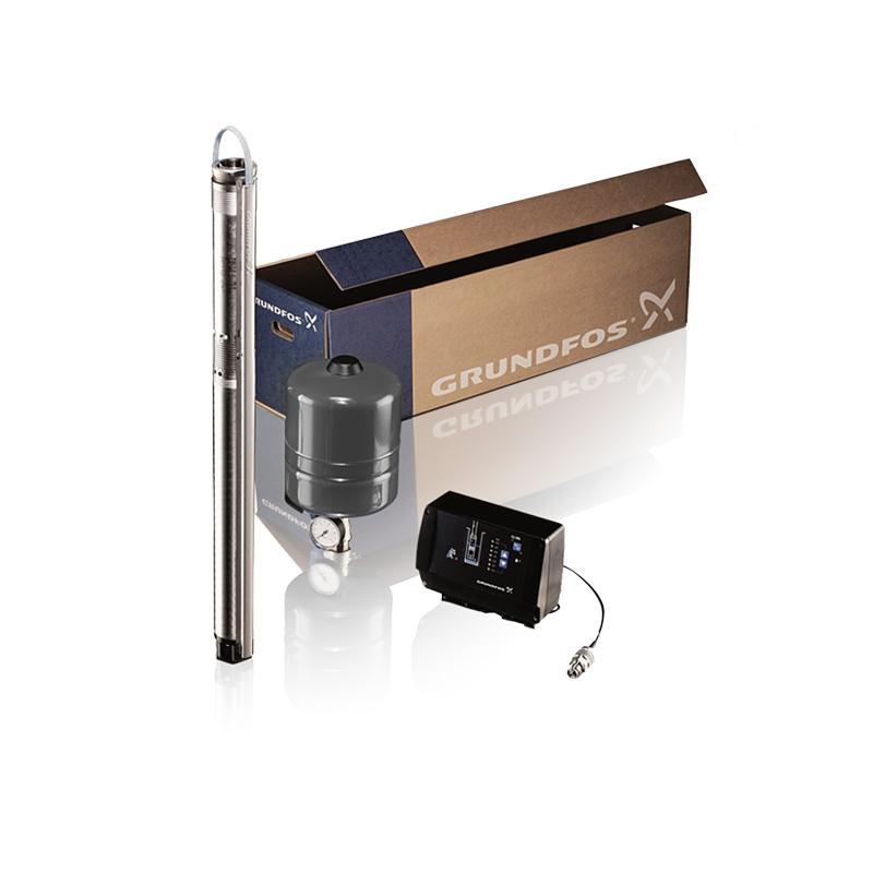 Потопяема сондажна помпа Grundfos SQE 2-85 пакет  🟢 В наличност - потопяеми сондажни помпи Grundfos SQE