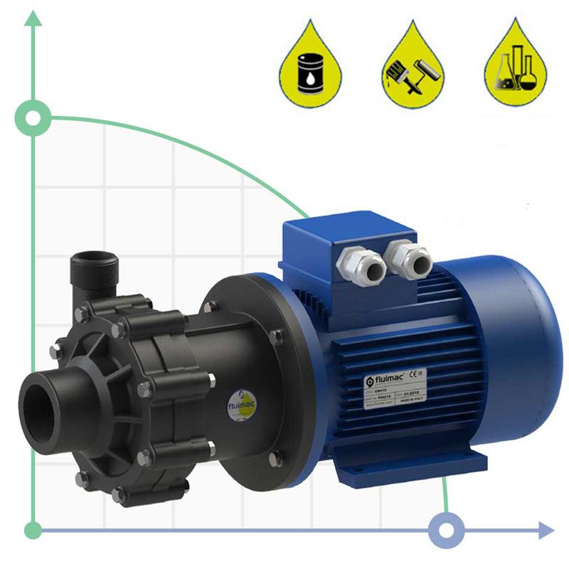 Центробежна помпа CM10/PVDF с магнитен куплунг  🔴 Доставка по заявка - CM10PVDF.jpg