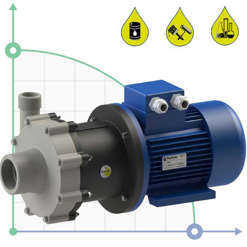 Центробежна помпа CM15/PP с магнитен куплунг  🔴 Доставка по заявка - CM15PP.jpg