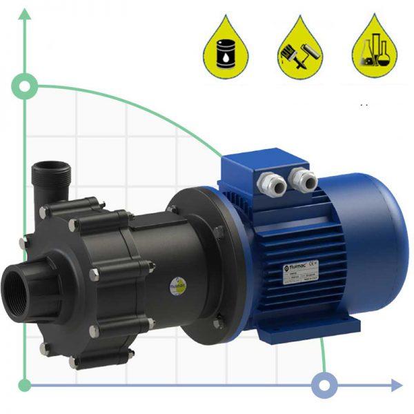 Центробежна помпа CM30/PVDF с магнитен куплунг  🔴 Доставка по заявка