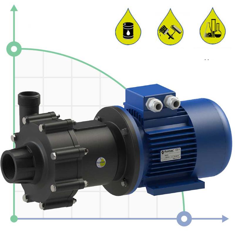 Центробежна помпа CM30/PVDF с магнитен куплунг  🔴 Доставка по заявка - CM30PVDF.jpg