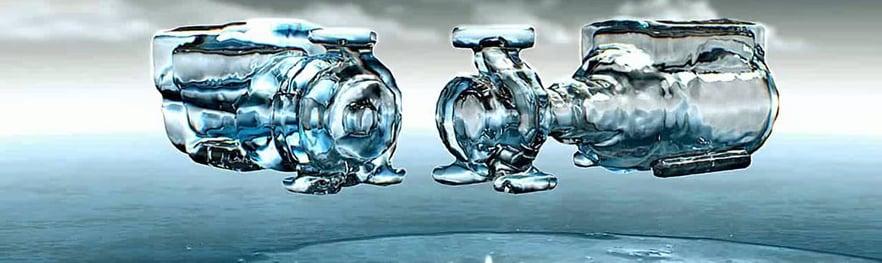 Кратък преглед на водните помпи