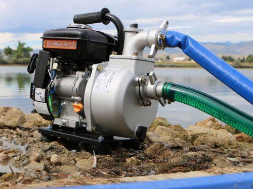 Приложения на водните помпи