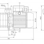 Wilo MHIL 104-E-1-230 V Многостъпална помпа  🔴 Доставка по заявка - 2