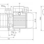 Wilo MHIL 302-E-1-230 V Многостъпална помпа  🔴 Доставка по заявка - 2