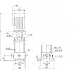 Grundfos CR 5-8 A-A-A-E-HQQE 3x400V Многостъпална помпа  🔴 Доставка по заявка - изтеглен файл