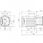 Grundfos CM3-2 A-R-A-E-AQQE 1x230V Многостъпална помпа  🔴 Доставка по заявка - изтеглен файл