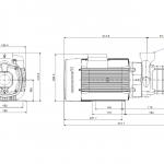 Grundfos CM10-2 A-R-A-E-AQQE 3x400/3x230V Многостъпална помпа  🔴 Доставка по заявка - изтеглен файл