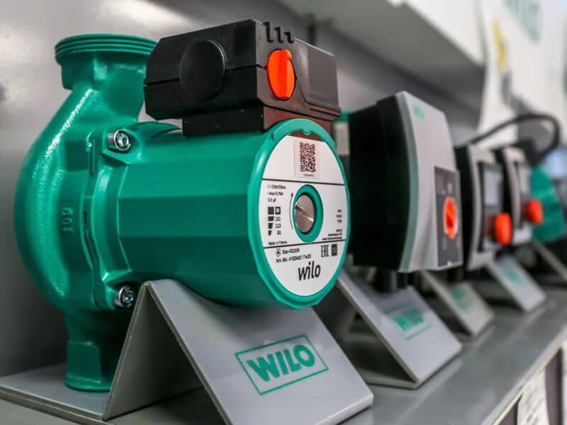Индивидуални решения от Wilo за оптимално налягане на водата
