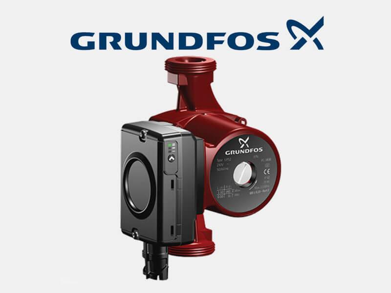 Помпа Grundfos – най-доброто решение за отоплителните системи